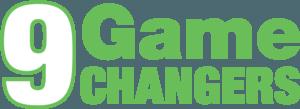 9 Game Changers logo